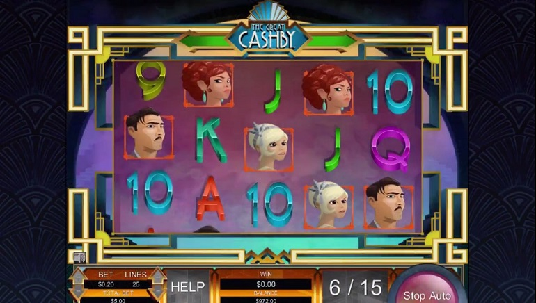 Great Cashby Slot Arrives at Unibet Casino