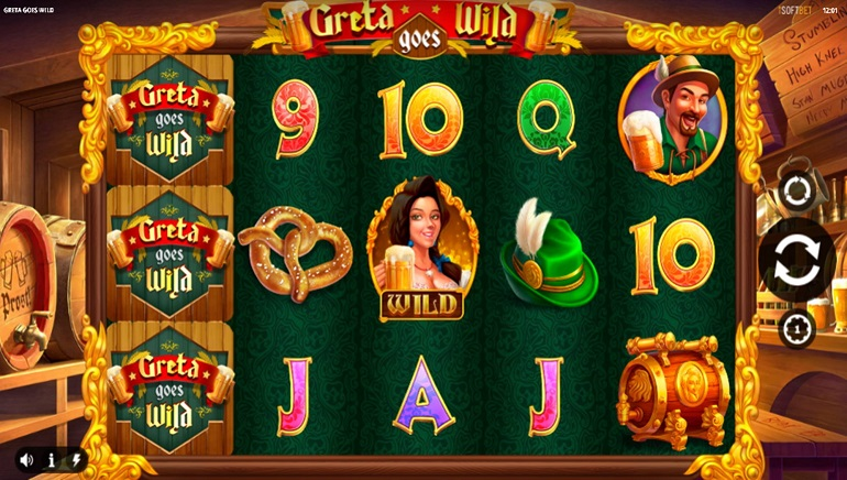 Greta Goes Wild in iSoftBet's New Oktoberfest Slot