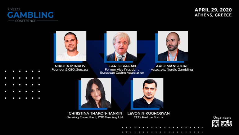Greece Gambling Conference Announces Speakers