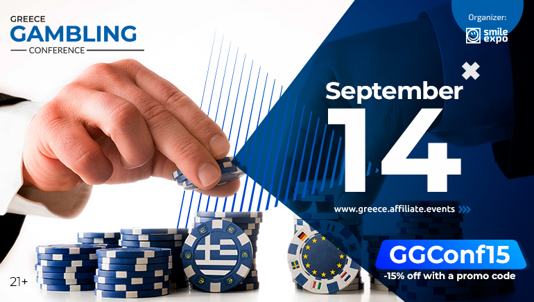 Smile Expo Loads Up for an Epic Greece Gambling Conference 2021
