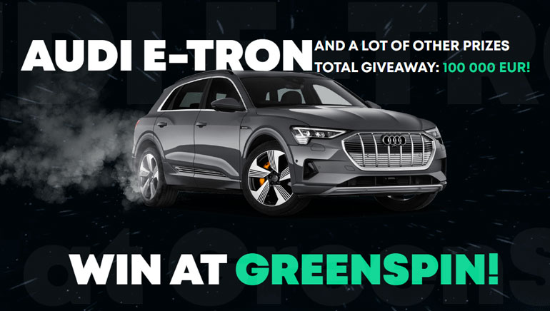 GreenSpin Casino Rolls Out Amazing Lottery Prize Draw