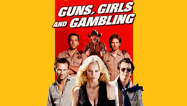 Guns, Girls and Gambling and Helena Mattsson