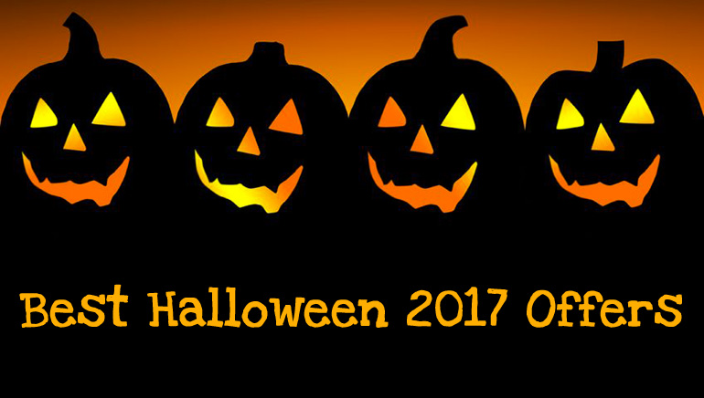 Trick or Treat? Best Promotions for Halloween 2017