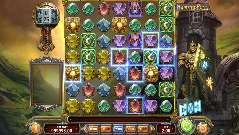 Get Ready to Rock 'n Roll with Play'n GO's New Slot, Hammerfall