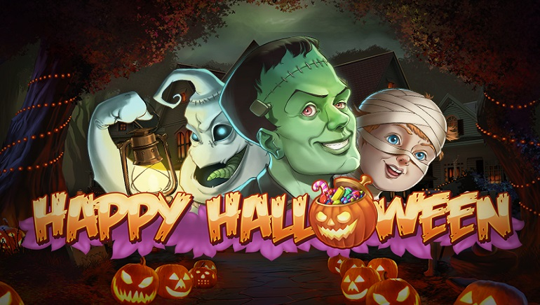 Happy Halloween Slot Brought to Life by Play'n GO