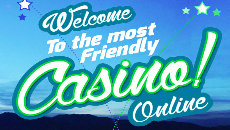 Hello Casino's Friendly Exclusive Offer