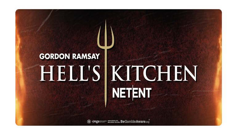 NetEnt to Deliver Gordon Ramsay Hell Kitchen and Street Fighter II Slots