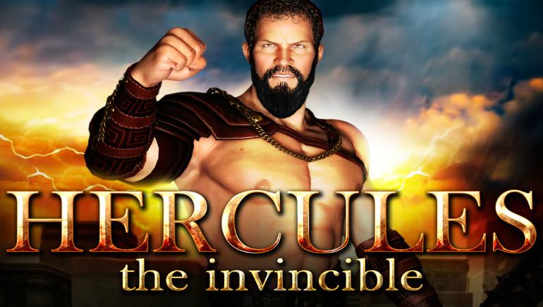 World Match Unleashes Hercules HD Slot
