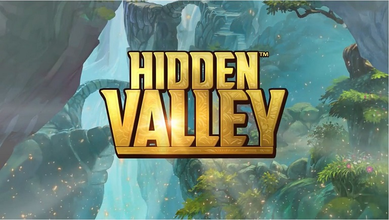 Quickspin Remasters Hidden Valley Slot