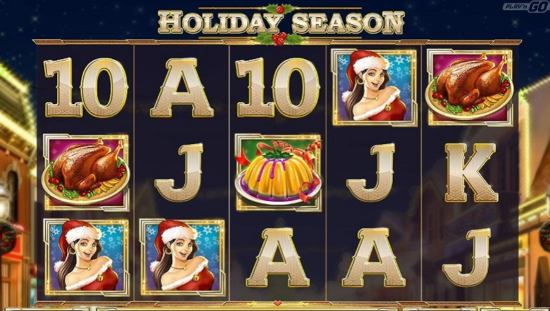 Play'n GO to Release Holiday Season Slot Next Week