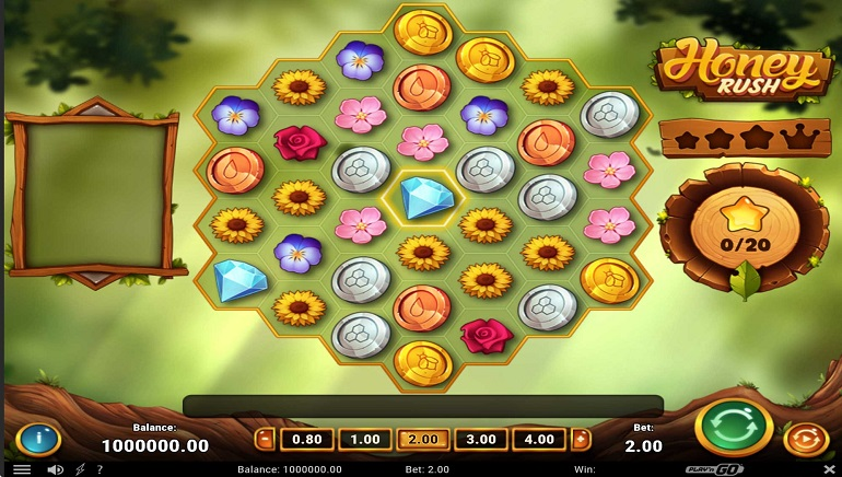 Discover The Buzz About The Honey Rush Slot From Play'n GO