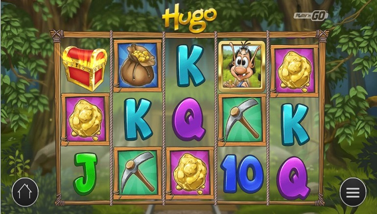 Back to the '90s: Play'n GO Hugo Slot Releases Today