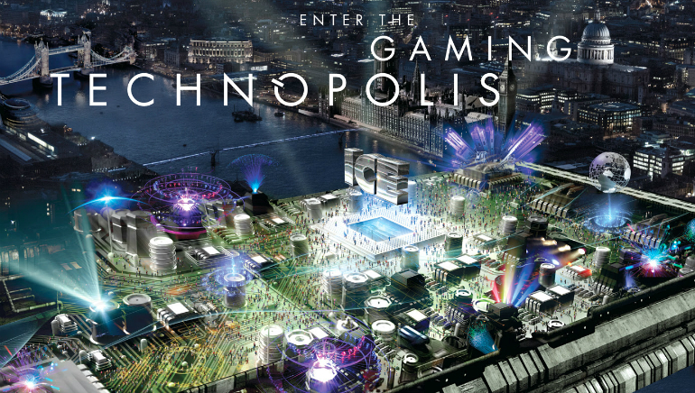 ICE 2016 Attendees Can Navigate the Gaming Technopolis with App
