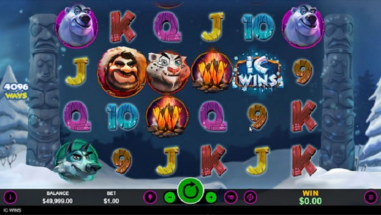 IC Wins Slot Launched by Realtime Gaming