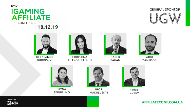 Kyiv iGaming Affiliate Conference Brings Together the Best of Regional and Global iGaming Marketing Experts