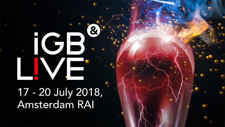 One Month Left for the iGB Live Conference in Amsterdam