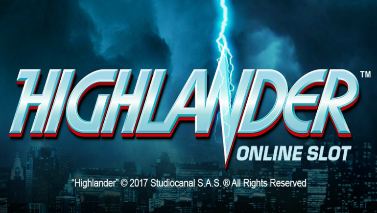 Connor MacLeod Returns Today with Microgaming's New Highlander Slot