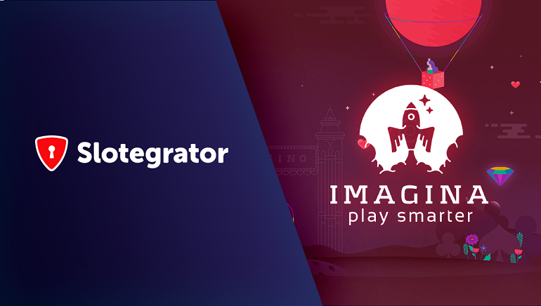 Slotegrator and Imagina Gaming Team Up for Winning Solution