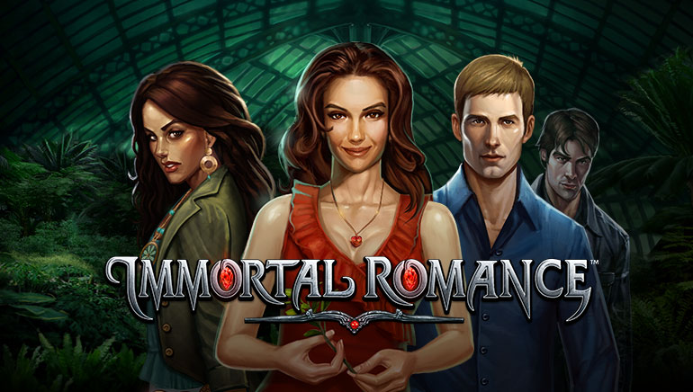 Microgaming Releases Immortal Romance - Revamped!
