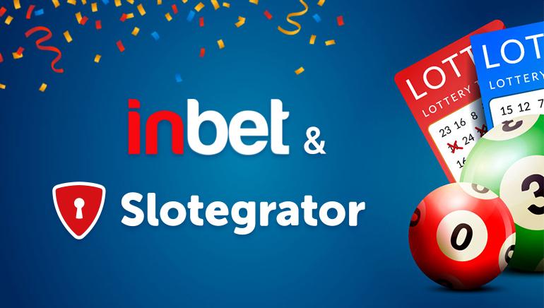 InBet Games and Slotegrator Sign Partnership Deal