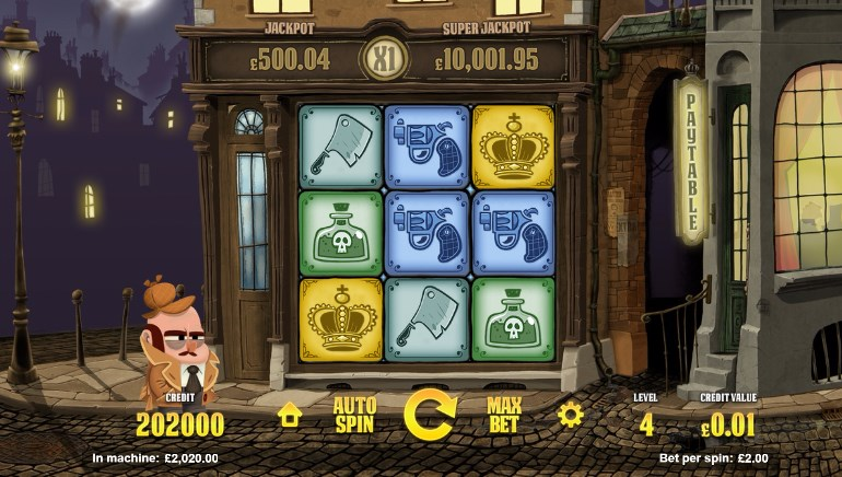 Play the Inspector in Magnet Gaming's New Slot Game