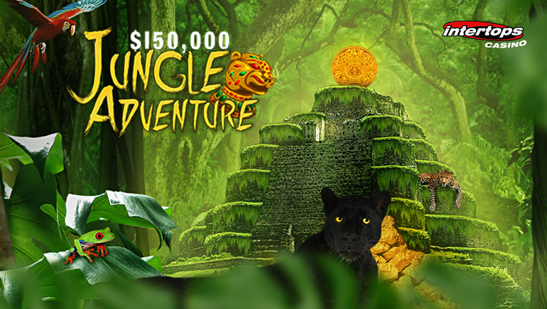 Welcome to Intertop's Jungle Adventure with a Wild $150,000 Prize Pool
