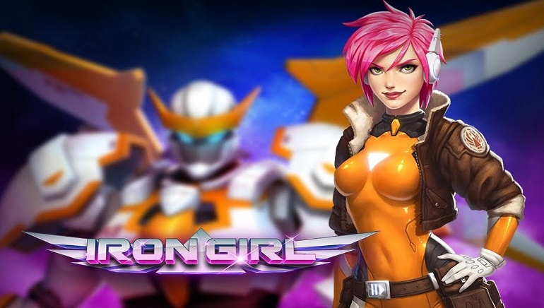 New Iron Girl Slot From Play'n GO Releases