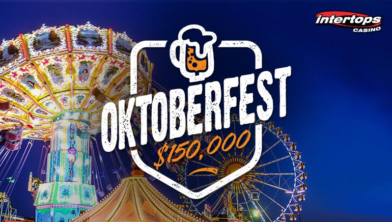 Celebrate Oktoberfest At Intertops Casino With $150k Bonus Contest