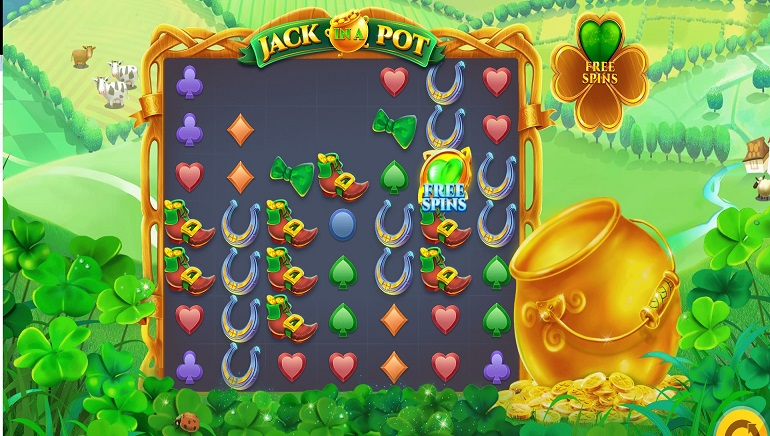 Claim A Pot Of Gold With Red Tiger Gaming's Jack In A Pot