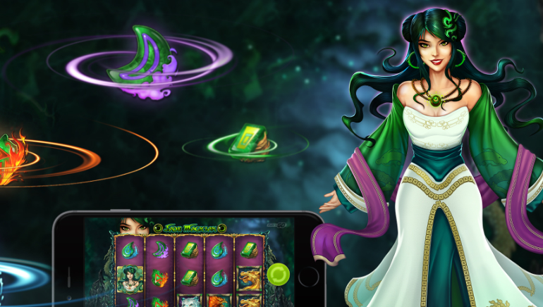 Coming Next Week: Jade Magician Slot From Play'n GO