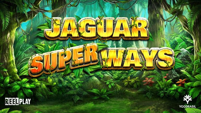 Jaguar SuperWays Released By Yggdrasil And ReelPlay