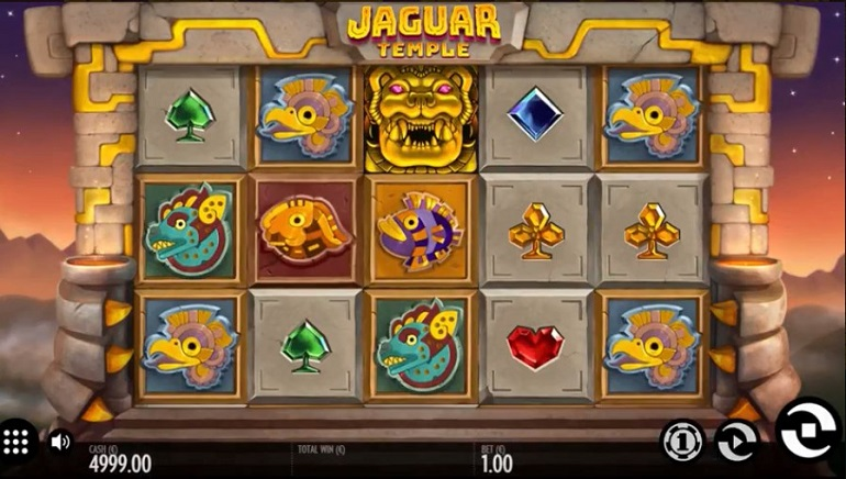 Slot Review: Jaguar Temple by Thunderkick