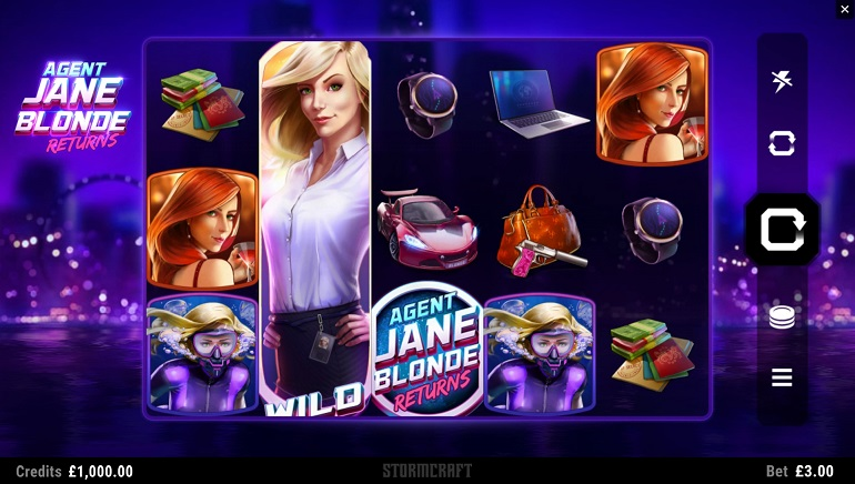 Microgaming Classified Briefing: Agent Jane Blonde Returns to Duty
