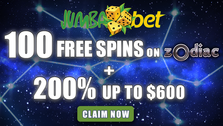 Ocr Exclusive 100 Free Spins At Jumbbet Casino 200 Welcome