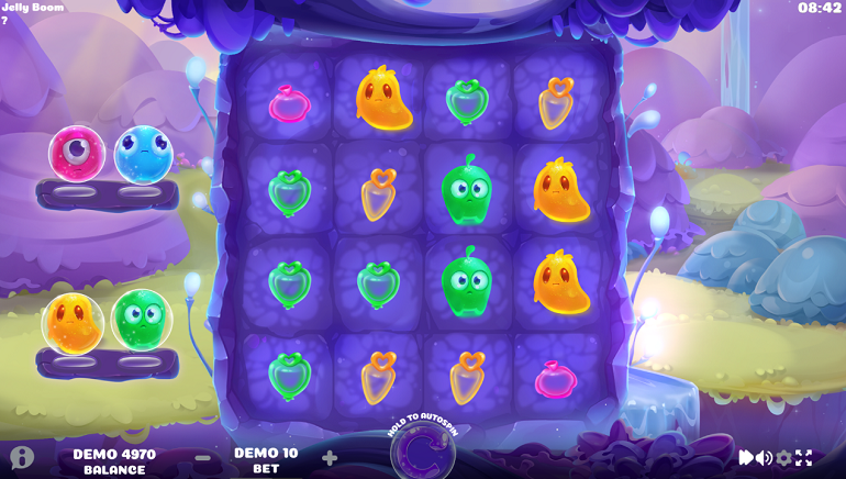 Jelly Boom Slot Emerges from Evoplay