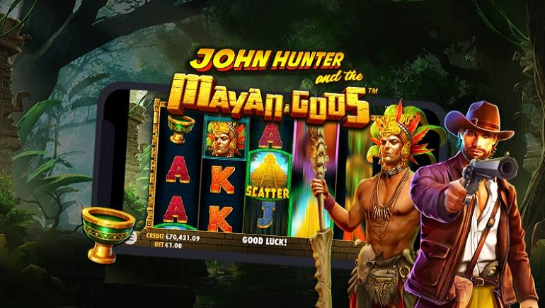 Join The Adventure With New John Hunter And The Mayan Gods Slot From Pragmatic Play