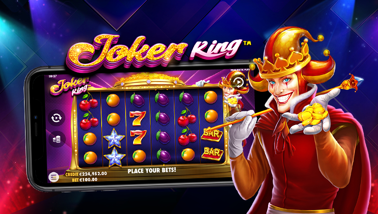 Land A Harlequin Across Six Reels With Pragmatic Plays' New Joker King Online Slot
