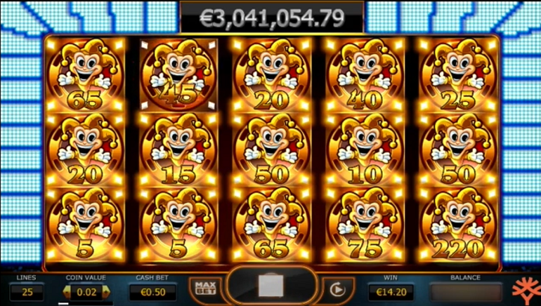 Yggdrasil's Joker Millions Strikes Again With €3 Million Jackpot Win
