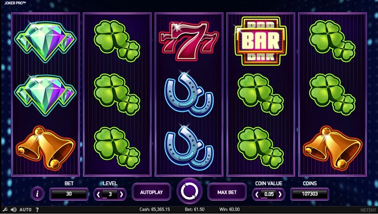 Preview: NetEnt's Joker Pro Slot to Release in February