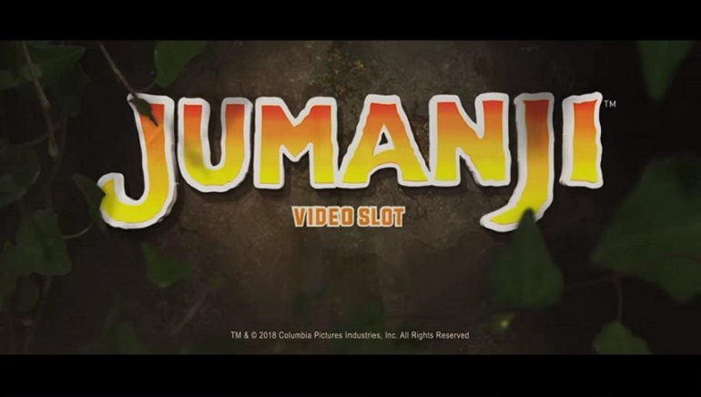 NetEnt To Release Jumanji Slot This Year