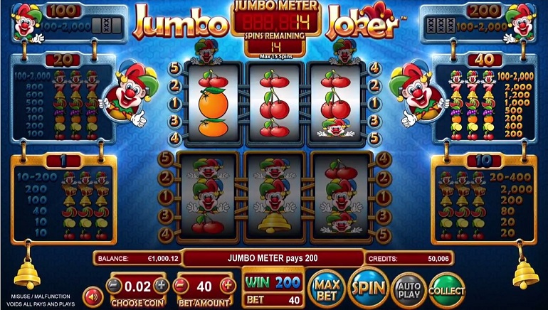 Betsoft Surprises Players with a Classic Jumbo Joker Slot