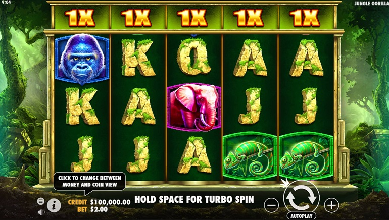 Slot Review: Jungle Gorilla by Pragmatic Play