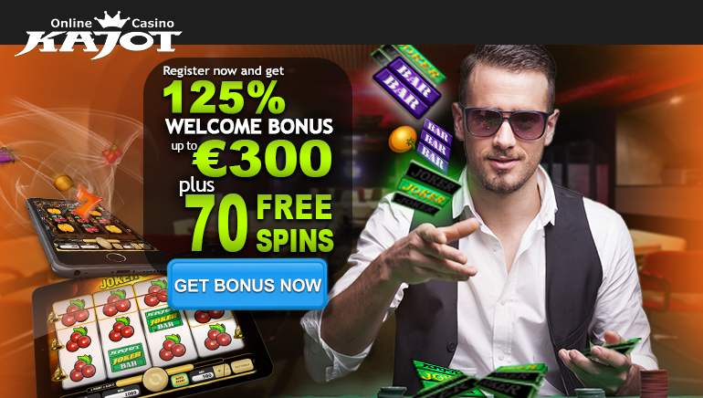 €300 Bonus at Kajot Casino and 70 Exclusive Free Spins