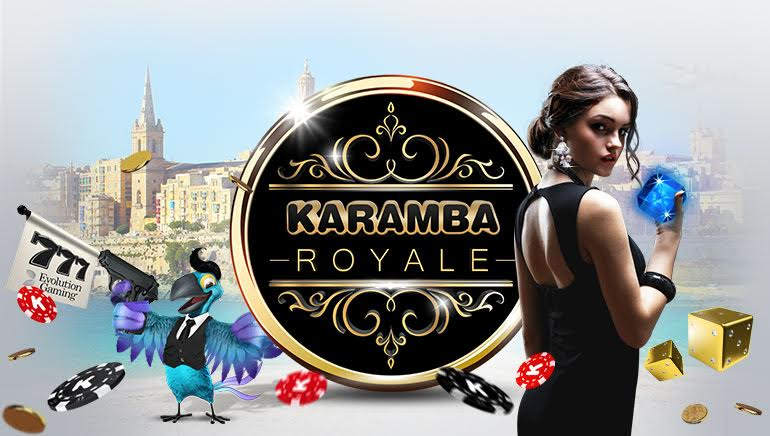 Win a Once in a Lifetime Malta Weekend in Karamba Casino's Royale Promotion