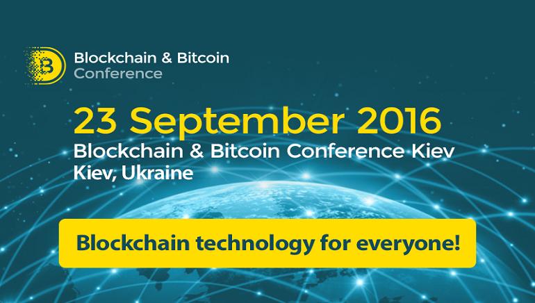 Kiev Blockchain & Bitcoin Conference 2016 Summary