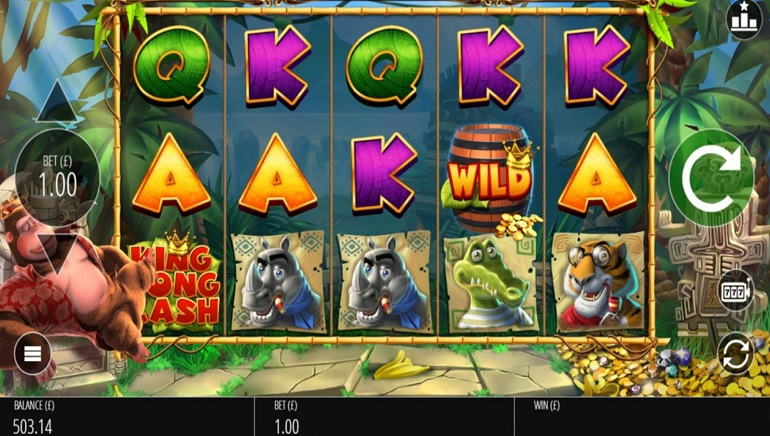 Blueprint's Classic King Kong Cash Is Back With a Jackpot