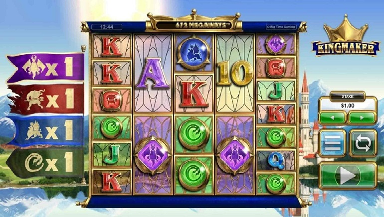 Slot Review: Kingmaker by Big Time Gaming