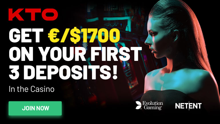 KTO Casino Providing $1,700 Welcome Package