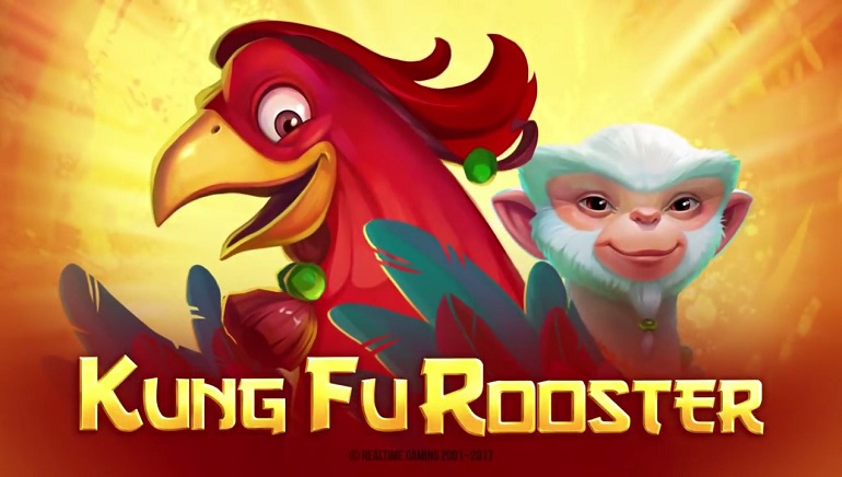 Kung Fu Rooster Flying High at RTG Casinos