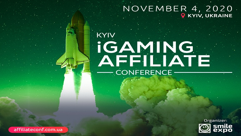 Taking Place Next Month: Kyiv iGaming Affiliate Conference 2020